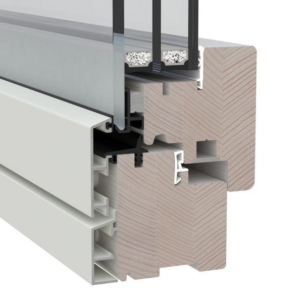 Finestre legno alluminio roma porte e finestre roma - Porte e finestre in alluminio ...