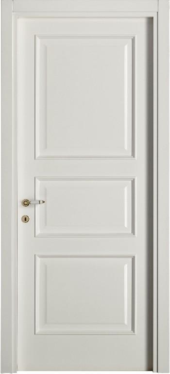 Porte tamburate classiche porte su misura e su disegno a - Porta tamburata legno ...